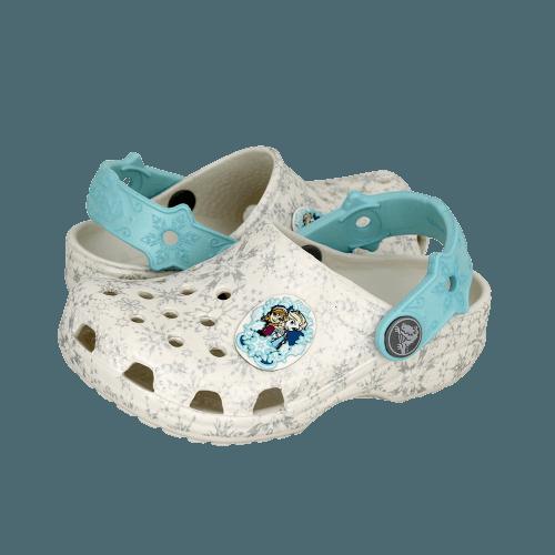 Παιδικά Σαμπώ Crocs Classic Frozen Clog