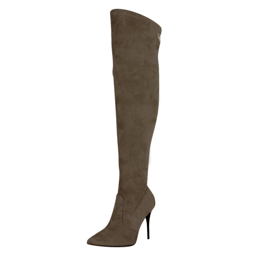 Μπότες Gianna Kazakou Barksdale
