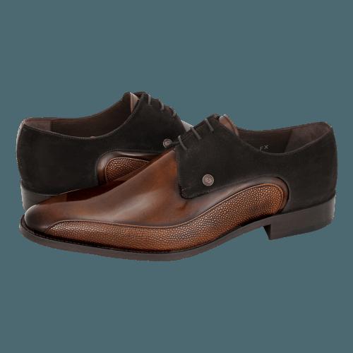 Δετά παπούτσια Guy Laroche Silver