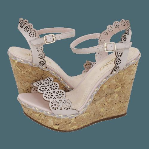 Πλατφόρμες Shoe Bizz Falkner