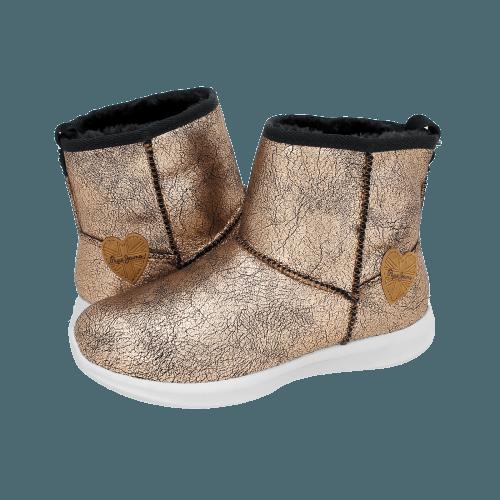 Παιδικά Μποτάκια Pepe Jeans Amanda Boot Met