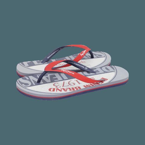 Παιδικά Πέδιλα Pepe Jeans Beach Logo