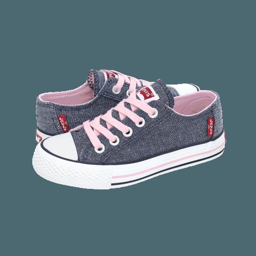 Casual Παιδικά Παπούτσια Levi's Trucker Low Glitter