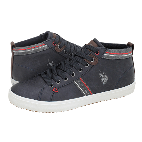 Μποτάκια casual U.S. Polo ASSN Varan