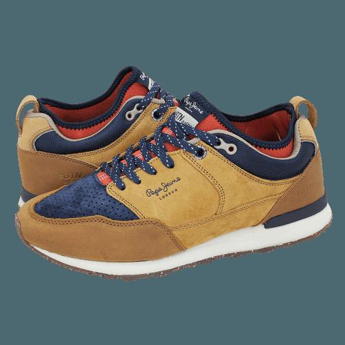 Παπούτσια casual Pepe Jeans BTN Treck Lth Pack