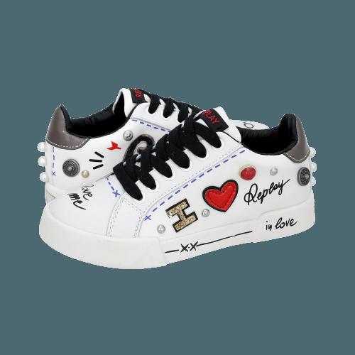 Casual Παιδικά Παπούτσια Replay Freda L