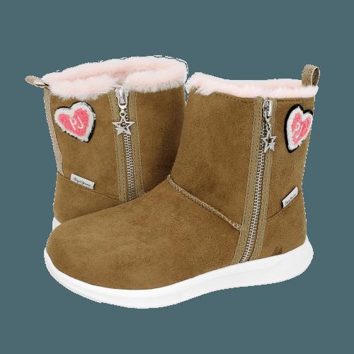 Παιδικά Μποτάκια Pepe Jeans Amanda Boot Zip