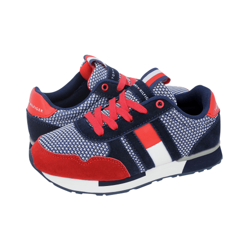 Casual Παιδικά Παπούτσια Tommy Hilfiger Lace-Up Sneaker L