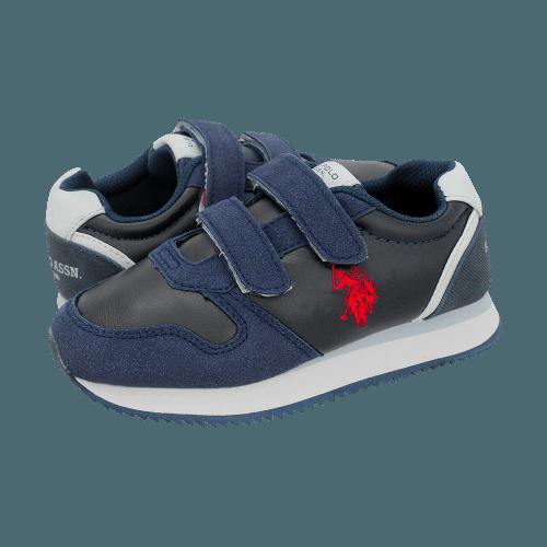Casual Παιδικά Παπούτσια U.S. Polo ASSN Sunny 1 Club