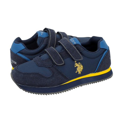 Casual Παιδικά Παπούτσια U.S. Polo ASSN Sunny Cup
