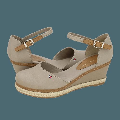 Πλατφόρμες Tommy Hilfiger Iconic Elba Basic Closed Toe