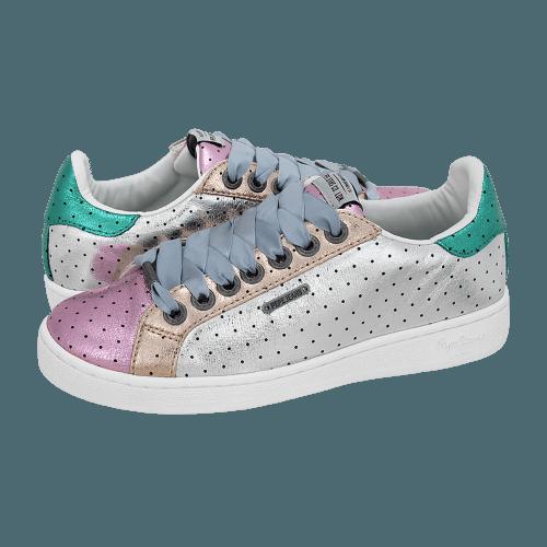 Παπούτσια casual Pepe Jeans Brompton Metal Dots