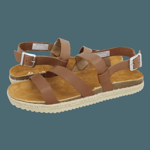 Σανδάλια Pepe Jeans Bio Jute Sandal Suede