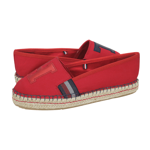 Εσπαντρίγιες Tommy Hilfiger TH Patch Espadrille