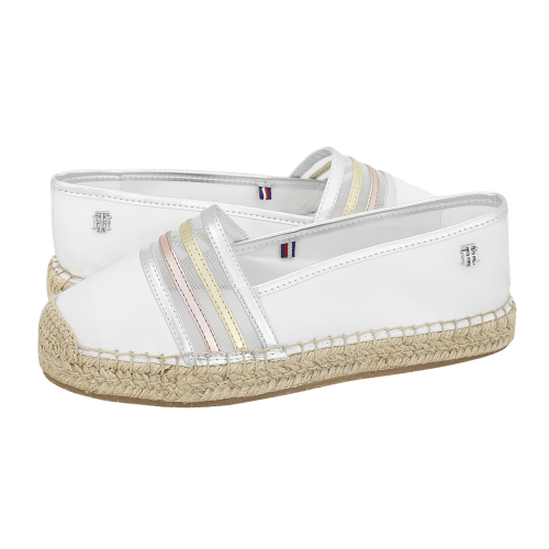 Εσπαντρίγιες Tommy Hilfiger See-Through Detail Espadrille