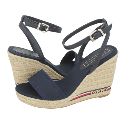 Πλατφόρμες Tommy Hilfiger Iconic Elena Corporate Ribbon