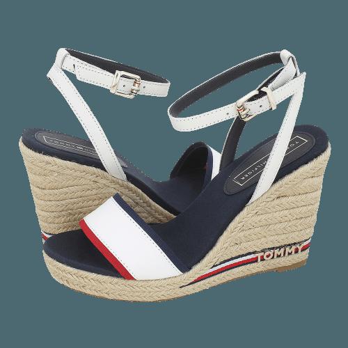Πλατφόρμες Tommy Hilfiger Iconic Elena Corporate Ribbon