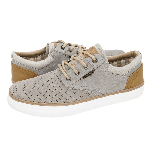 Παπούτσια casual Wrangler Icon Board Suede