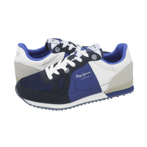 Casual Παιδικά Παπούτσια Pepe Jeans Sydney Basic SS19