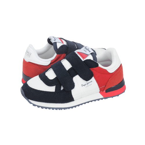 Casual Παιδικά Παπούτσια Pepe Jeans Sydney Basic SS19 Kids