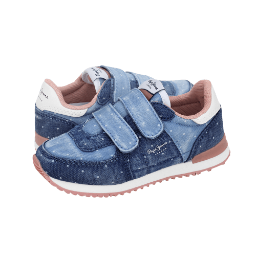 Casual Παιδικά Παπούτσια Pepe Jeans Sydney Topos Kids