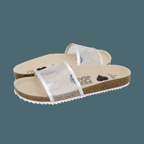 Παιδικά Πέδιλα Pepe Jeans Bio Glitter TPU