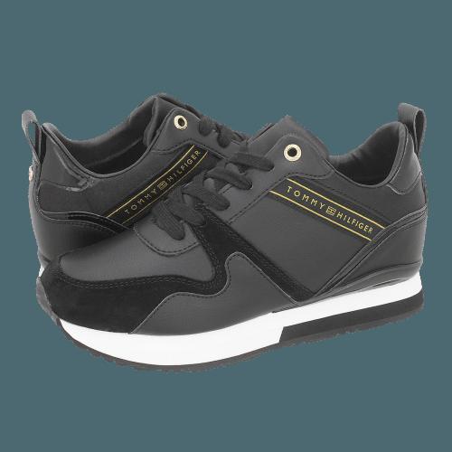 Παπούτσια casual Tommy Hilfiger Iridescent Wedge Sneaker
