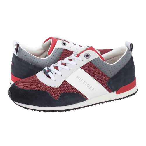 Παπούτσια casual Tommy Hilfiger Iconic Material Mix Runner