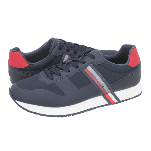 Παπούτσια casual Tommy Hilfiger City Modern Material Mix Runner