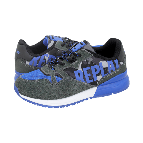 Casual Παιδικά Παπούτσια Replay Kenzo L
