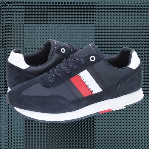 Παπούτσια casual Tommy Hilfiger Corporate Leather Flag Runner