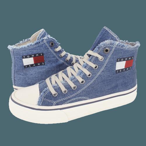 Παπούτσια casual Tommy Hilfiger Hightop Tommy Jeans Sneaker