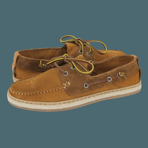 Boat shoes GK Uomo Bords