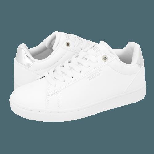 Παπούτσια casual Benetton Label Laminati