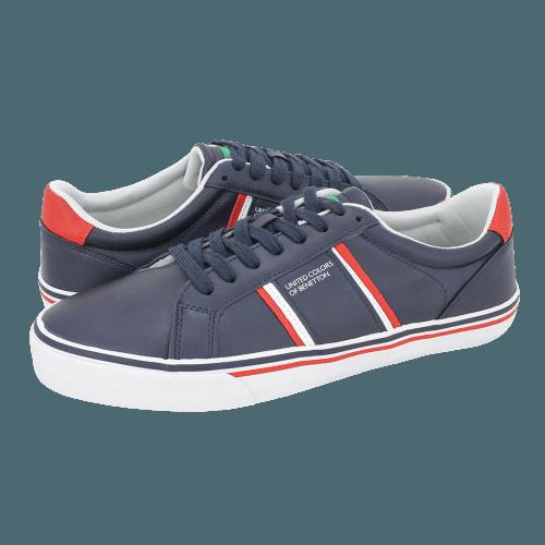 Παπούτσια casual Benetton Crispy LTX