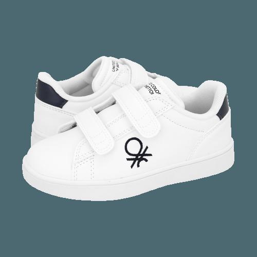 Casual Παιδικά Παπούτσια Benetton Label LTX Velcro