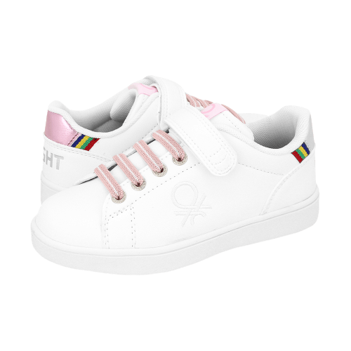 Casual Παιδικά Παπούτσια Benetton Penn Crack Velcro