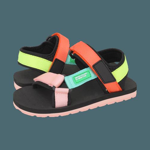 Παιδικά Πέδιλα Benetton Reef Multi