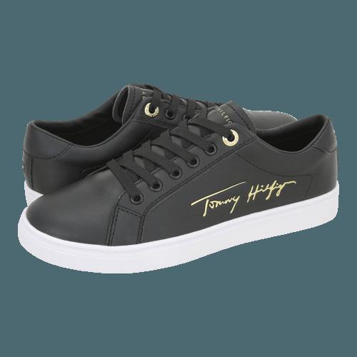 Παπούτσια casual Tommy Hilfiger TH Signature Cupsole Sneaker