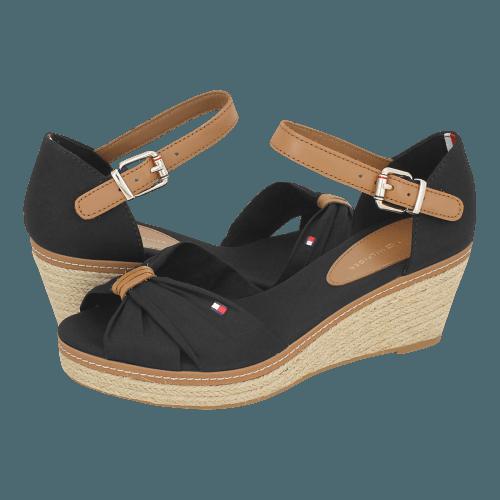 Πλατφόρμες Tommy Hilfiger Iconic Elba Sandal