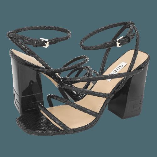 Πέδιλα Guess Tacey Patent-Look Sandal