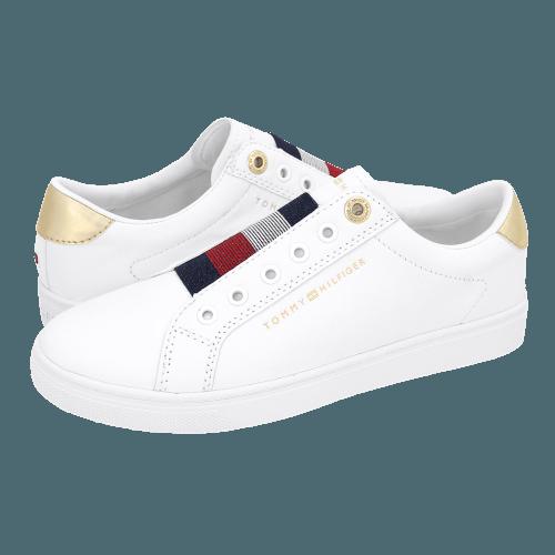Παπούτσια casual Tommy Hilfiger TH Elastic Slip On Sneaker