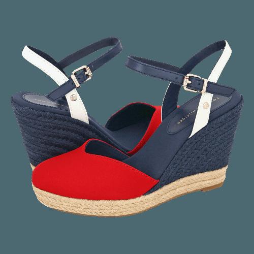 Πλατφόρμες Tommy Hilfiger Basic Closed Toe High Wedge