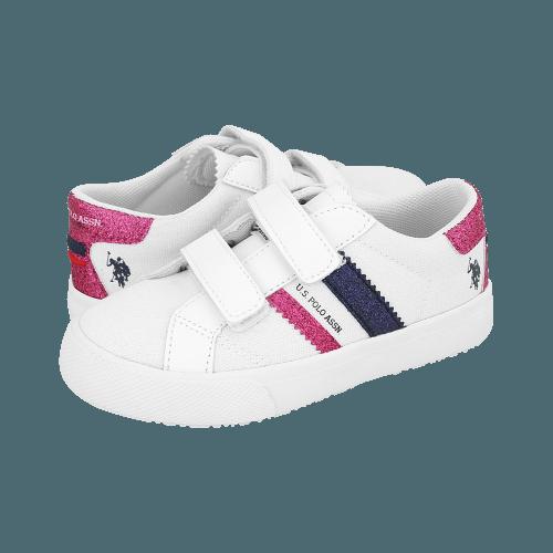 Casual Παιδικά Παπούτσια U.S. Polo ASSN Matry 155 Glitter