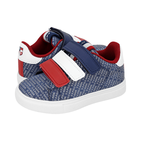 Casual Παιδικά Παπούτσια U.S. Polo ASSN Willy 170 Club