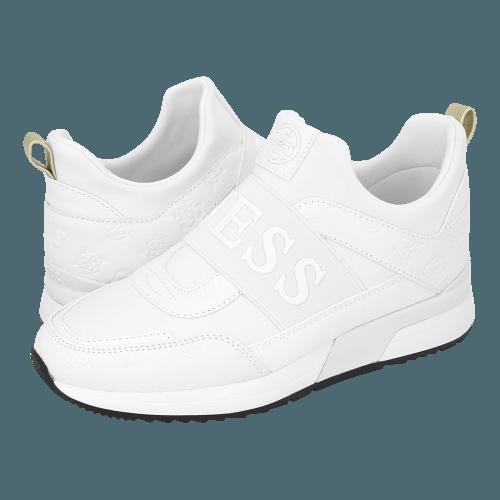 Παπούτσια casual Guess Maygin Embossed Logo Running Shoe