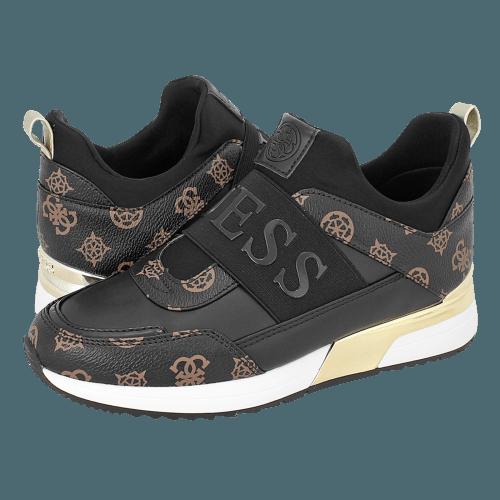 Παπούτσια casual Guess Maygin 4G Peony Logo Running Shoe