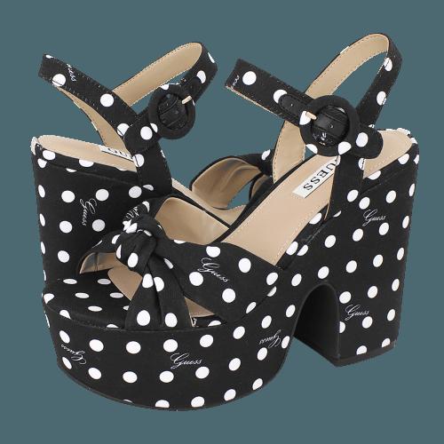 Πλατφόρμες Guess Rion Polkadot Sandal