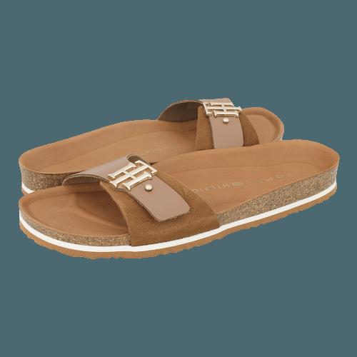Σανδάλια Tommy Hilfiger TH Mold Footbed Sandal