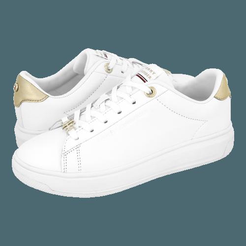 Παπούτσια casual Tommy Hilfiger Metallic Leather Cupsole